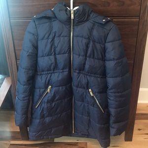 H&M maternity winter coat size small
